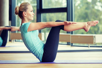 Pilates and High Intensity Classes