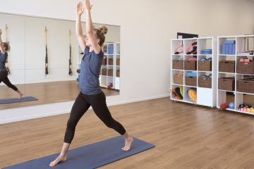 Pilates, Yoga and High Intensity Fitness Classes